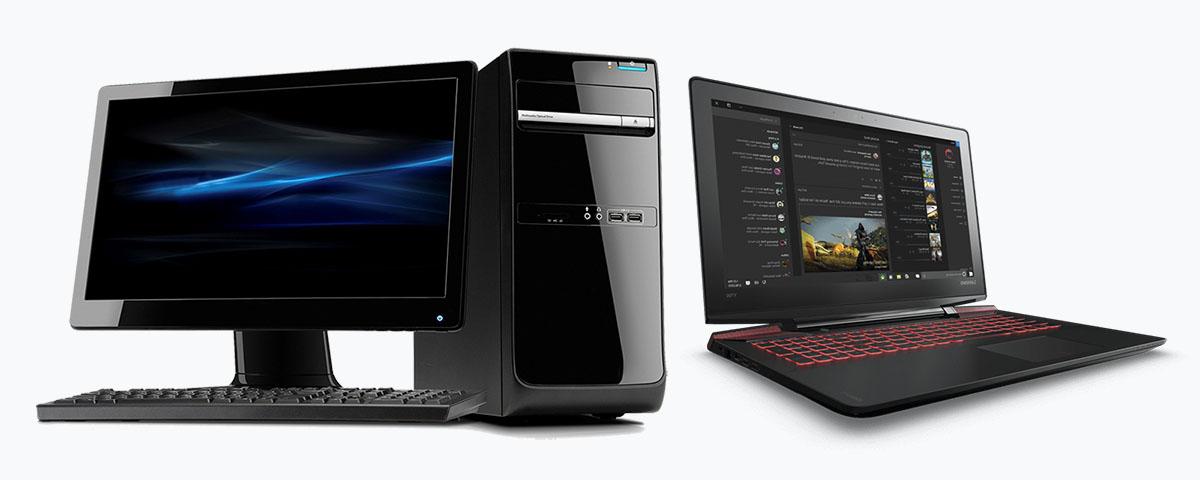 naprawa komputerów laptopów
